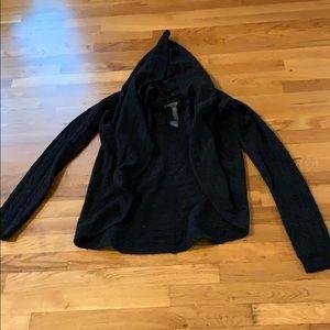 Black, Ralph Lauren, Cashmere Sweater, L/XL